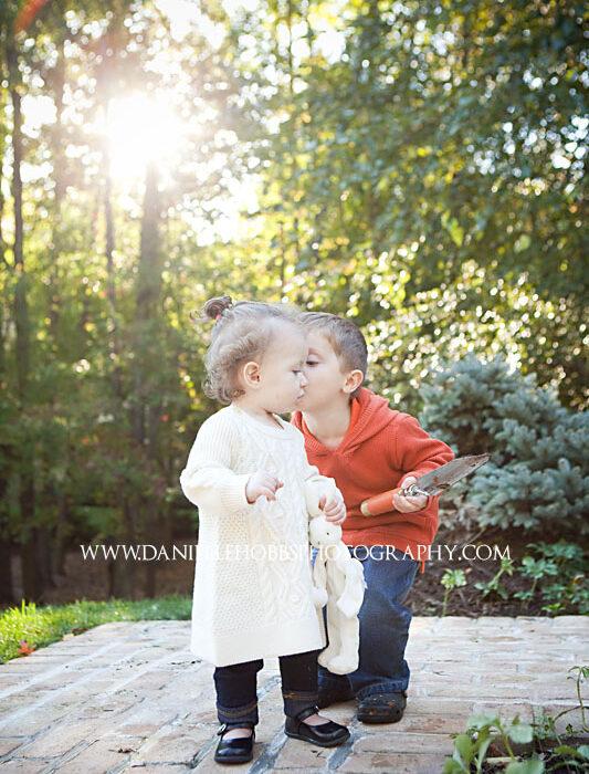 3 and 1 - Herndon Fairfax VA Family photographer