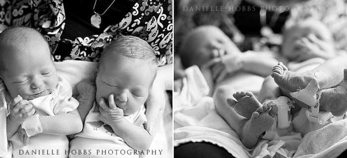 Twice as new - Fresh 48 Charleston SC Newborn Photography