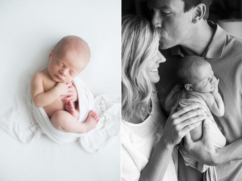 Burke VA Newborn photography