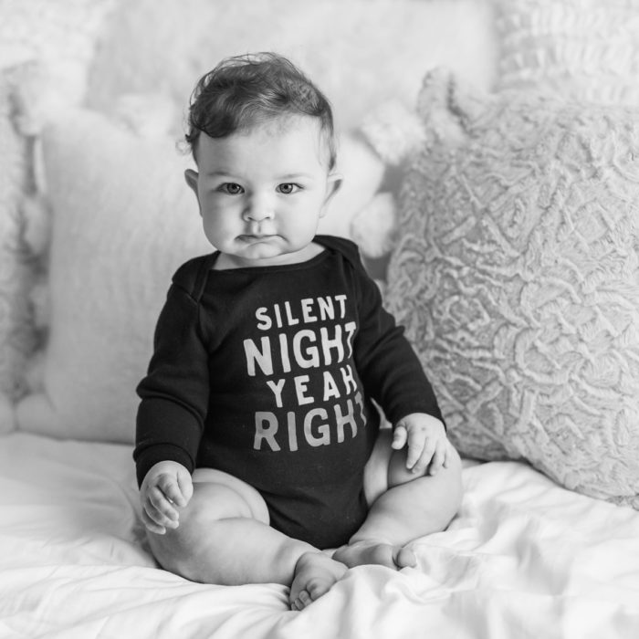 Rolls for days - DC Milestone Baby Photographer