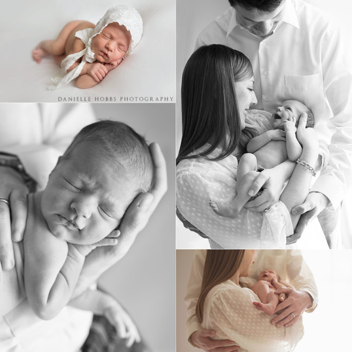 Simple Baby  -- Mount Pleasant SC Newborn Photography