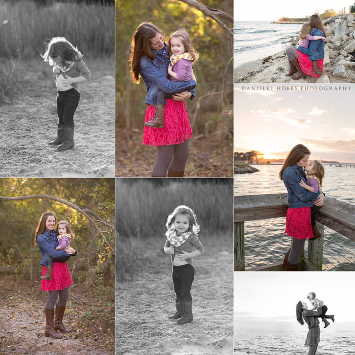 Mom & Me - Charleston SC Family Photographer