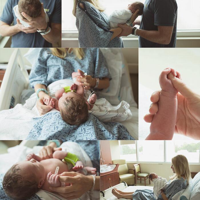 Fresh - Mount Pleasant Hospital Birth Photographer