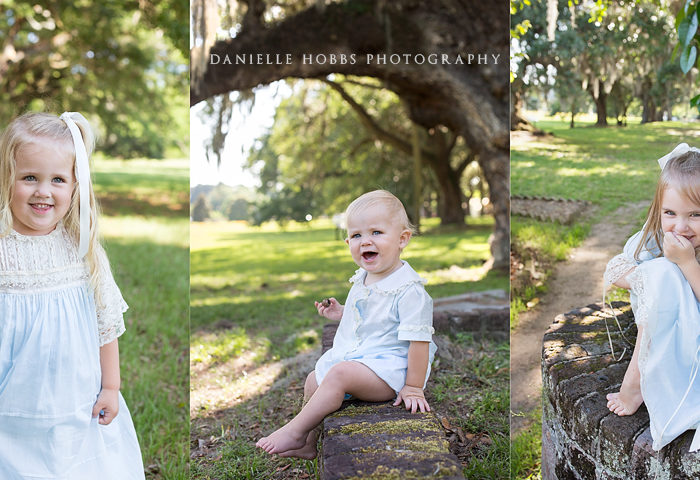 Heirloom - McLeod Plantation - Charleston SC Child Photographer