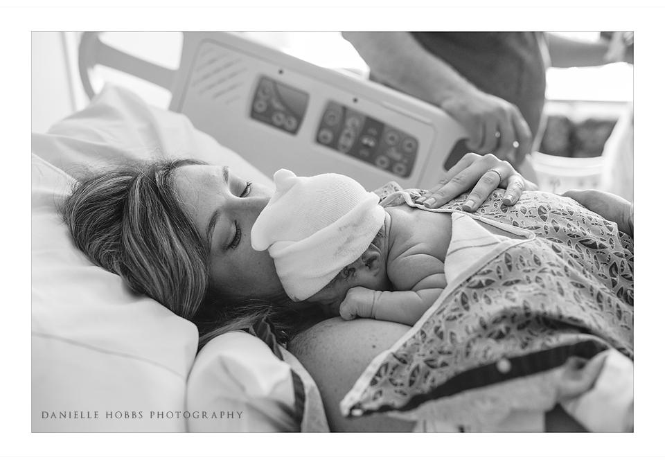 Charleston Birth - Danielle Hobbs Photography 1
