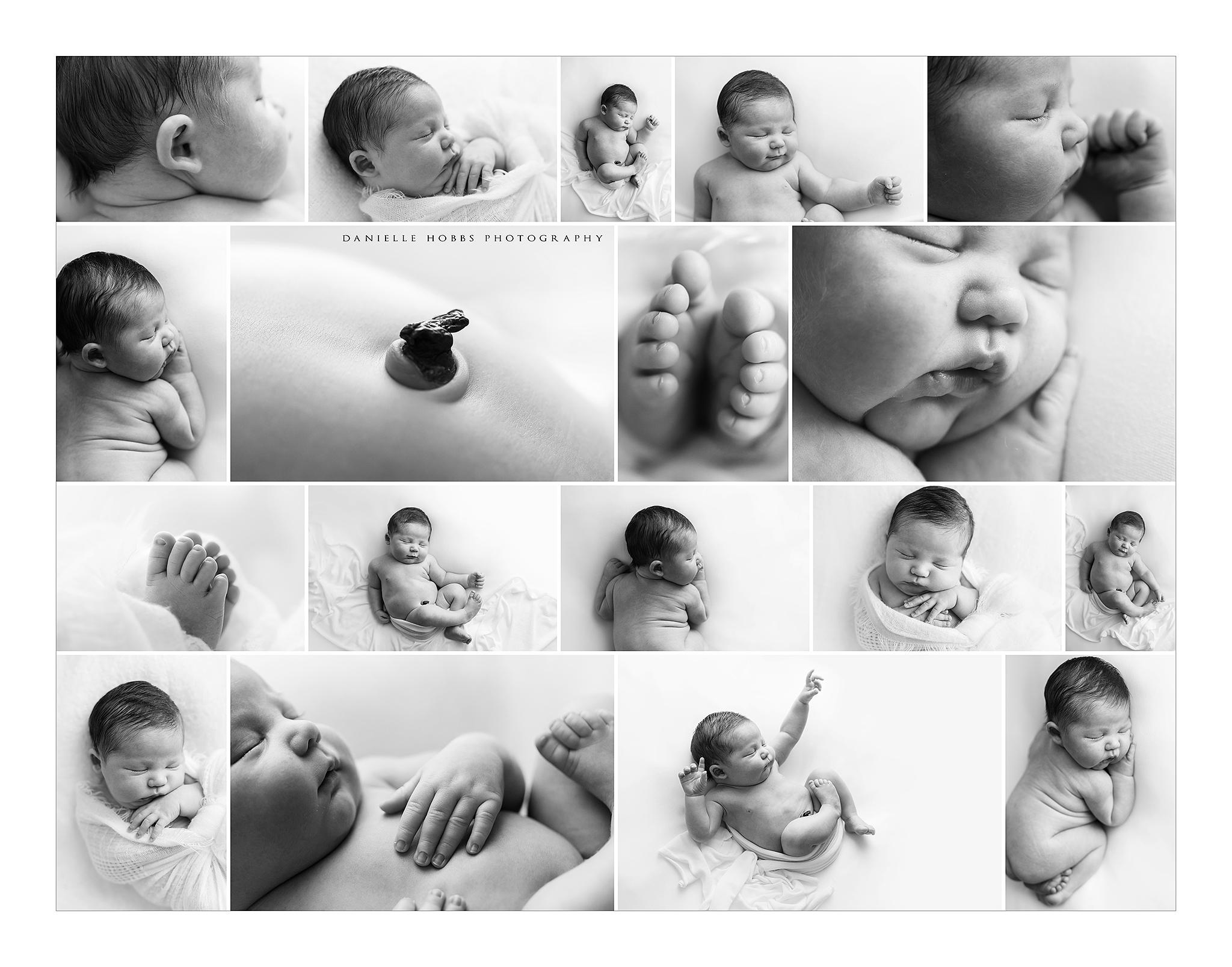 Simple Newborn Photography