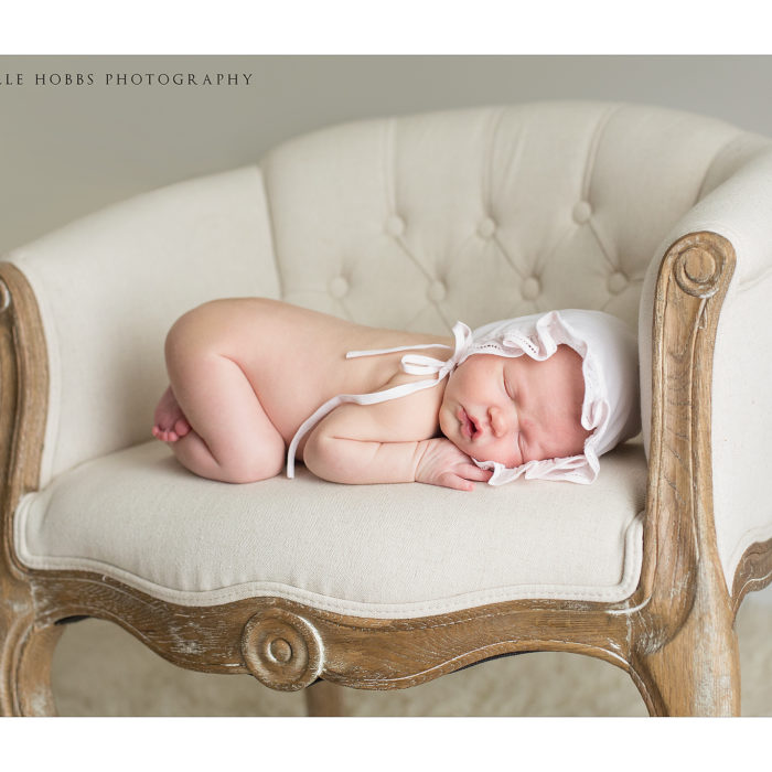 sweetest southern belle - Washington DC Newborn Photographer