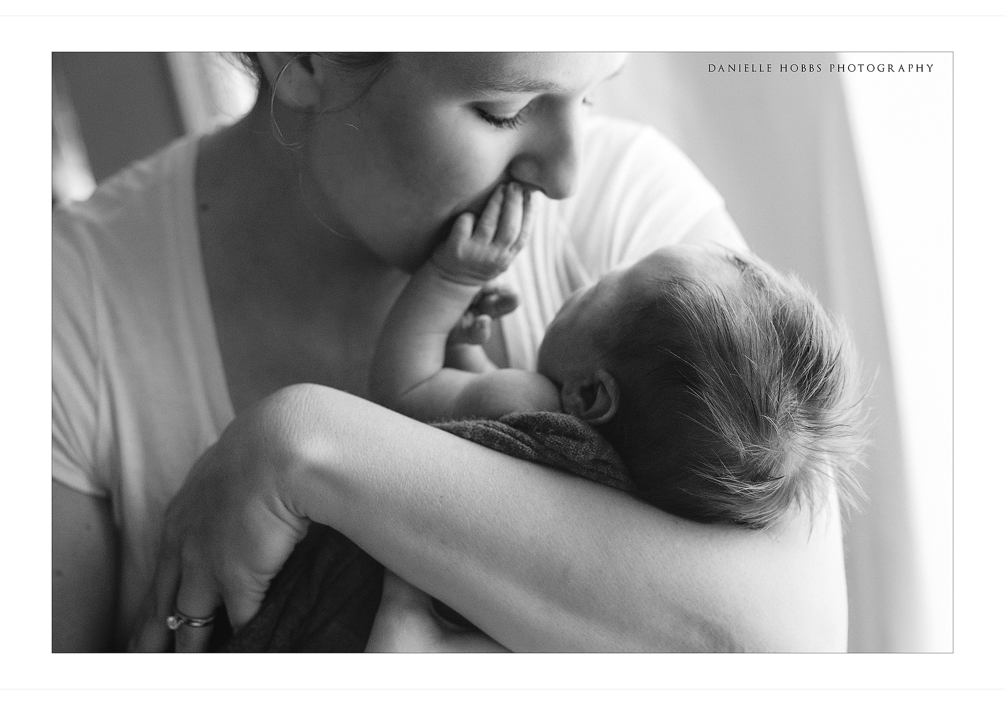 Manassass VA mom and baby