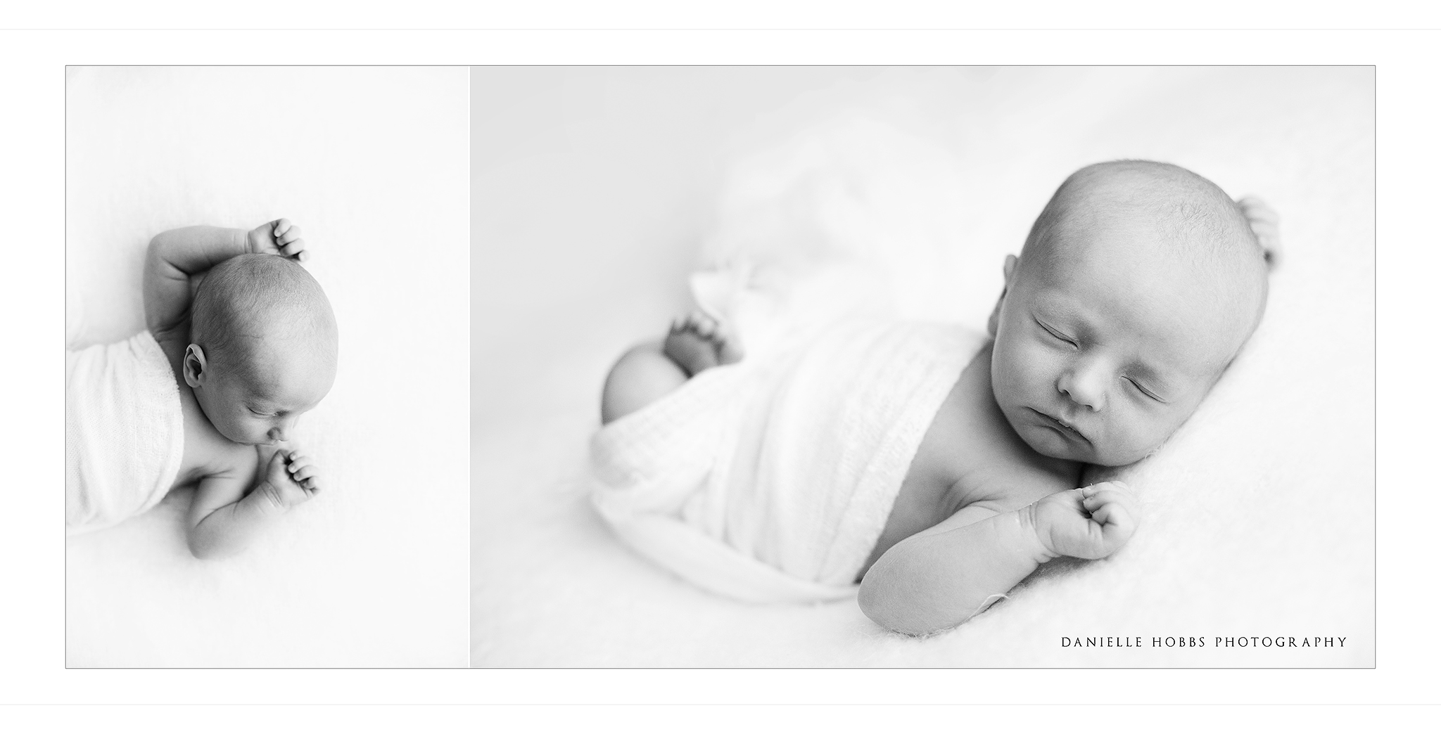 simple newborn photographer McLean VA