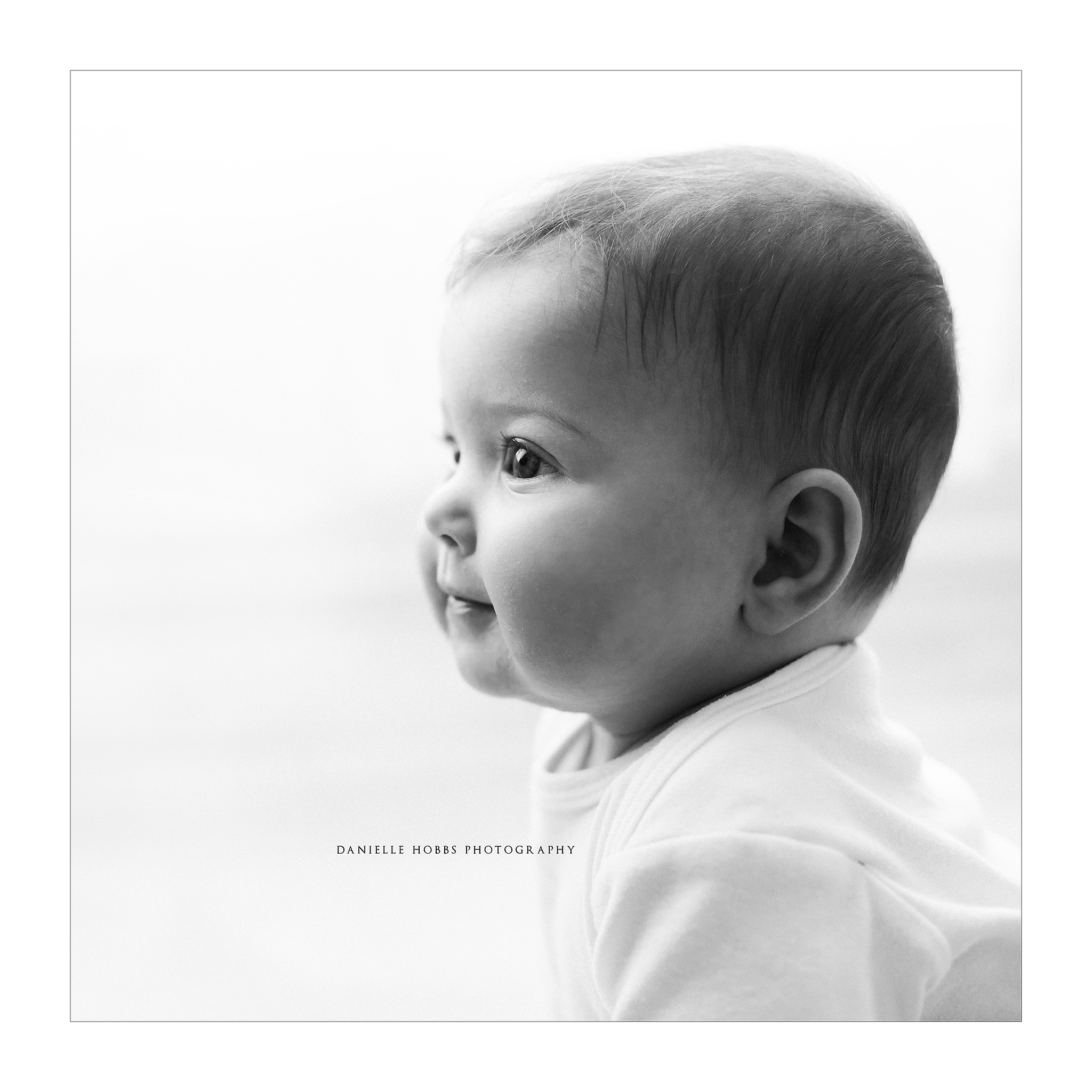 simple baby profile northern virginia photographer