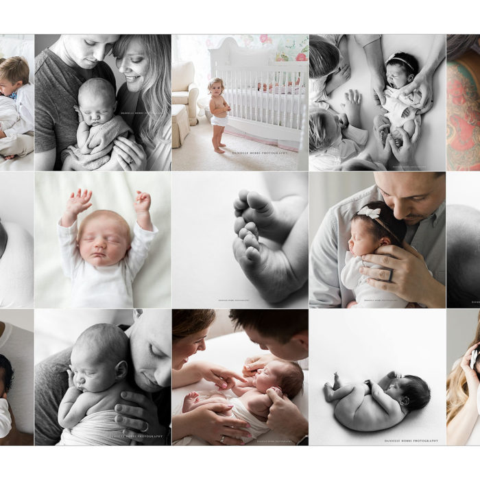 Instagram newborn photography washington dc