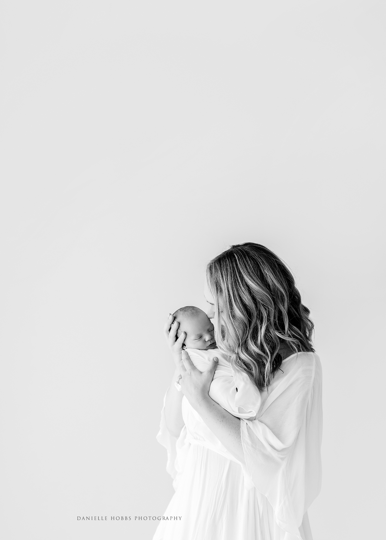 Travel Newborn Session in San Jose | NOVA Newborn Photographer