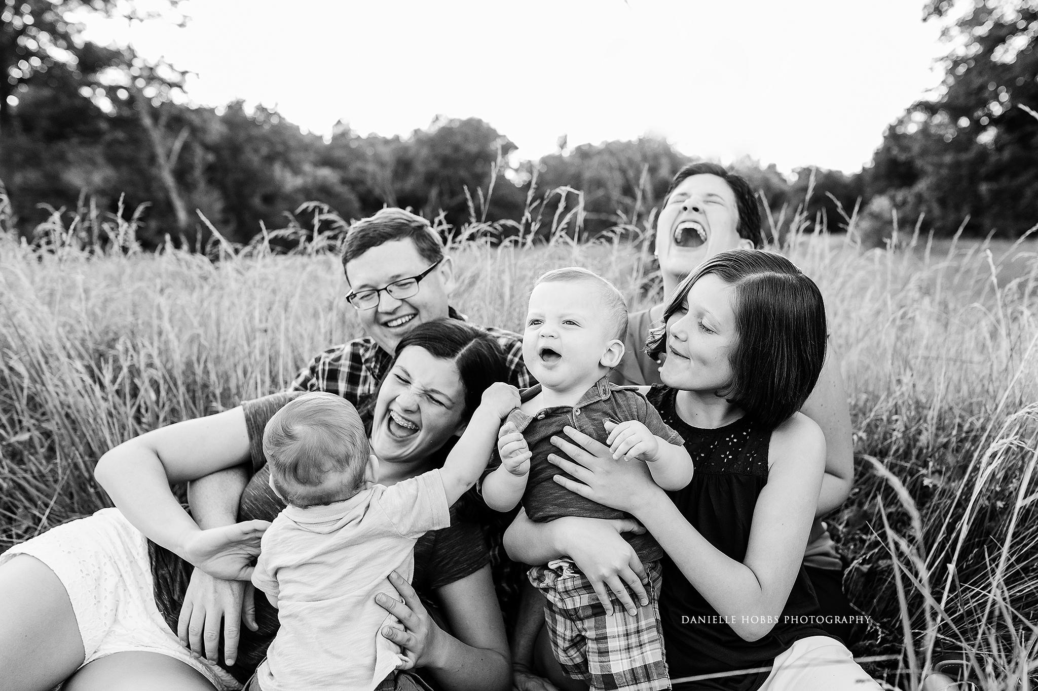Family Portraits in Manassas | Manassas Family Photographer