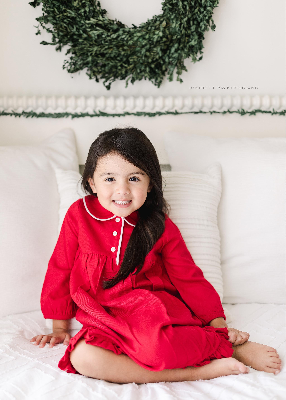 Studio Pajama Minis | Northern Virginia Child Photographer