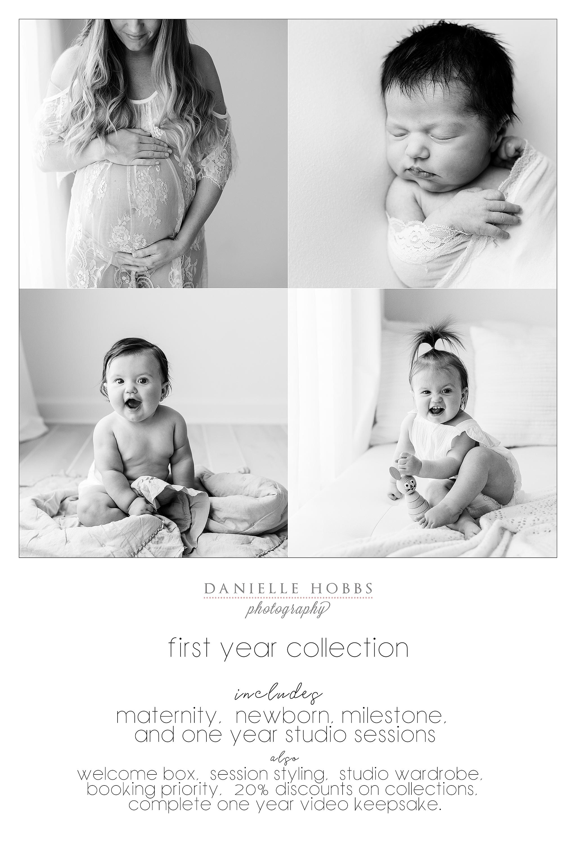 Maternity Newborn Baby Portrait Collection Washington DC NOVA